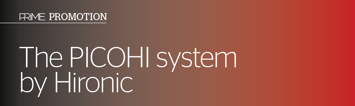 The PICOHI system  by Hironic