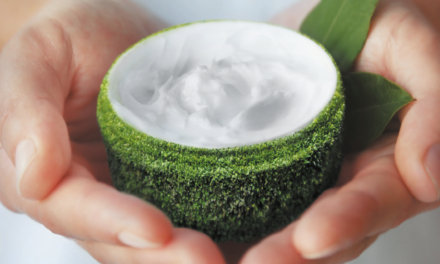 Going green: time for aesthetics to become sustainable