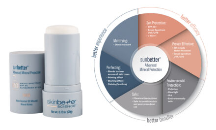 AestheticSource announce the launch of NEW sunbetter™ Advanced Mineral Protection Sheer Broad Spectrum SPF50 Sunscreen Stick