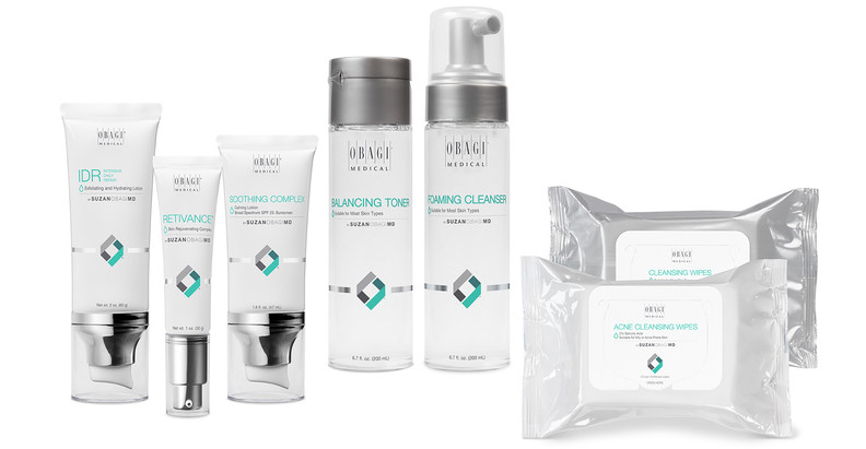 Obagi Medical announces the launch of SUZANOBAGIMD product line