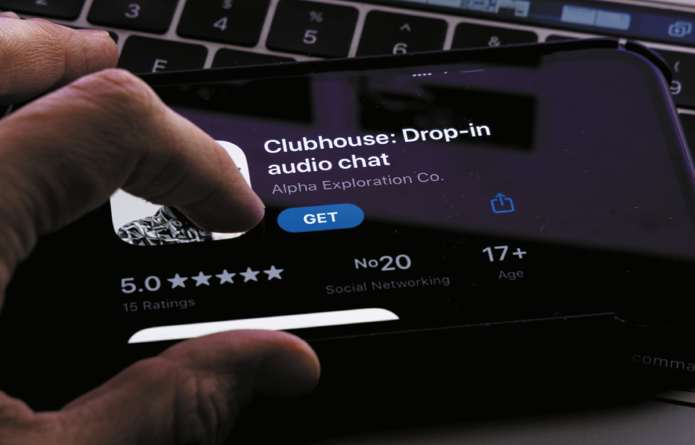 ENTER CLUBHOUSE: LinkedIn on Steroids
