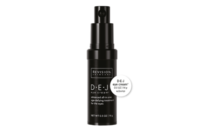 AestheticSource announce the launch of NEW D·E·J eye cream® from Revision Skincare®